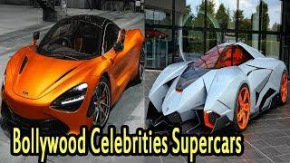 Most Expensive Cars Owned By Bollywood Celebrities - Bollywood Celebrities Supercars