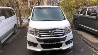 Отзыв о работе компании Luxury Auto (Люкс Авто) Новосибирск №268 Honda Stepwgn