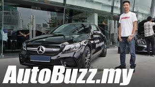 Mercedes-AMG C43 Sedan facelift, Things You Need To Know - AutoBuzz.my