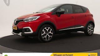 Renault Captur 90pk TCE INTENS | Easy Life Pack | Mica Lak | Luxe uitvoering