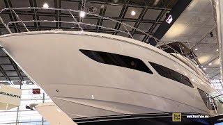 2019 Princess F70 Luxury Motor Yacht - Deck and Interior Walkaround - 2019 Boot Dusseldorf
