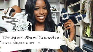 DESIGNER SHOE COLLECTION: My Current Luxury Collection