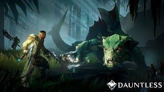 DAUNTLESS GRIND // BRINGING BACK THE BEAST MODE! // (DRASK)  FULL FIGHT  (OSTIAN REAPERS)