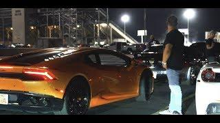Drag Racing Exotic Cars