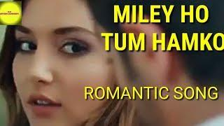 hayat and murat song||mile ho tum humko||bollywood romantic song||