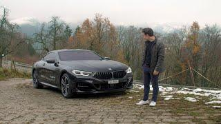 2019 BMW M850i xDrive Coupé // FIRST DRIVE