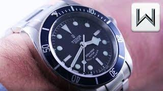 Tudor Heritage Black Bay Blue/ETA (79220B) Luxury Watch Review