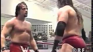 IWA: Ricky Banderas (Mil Muertes) vs. Andy Anderson (2001)