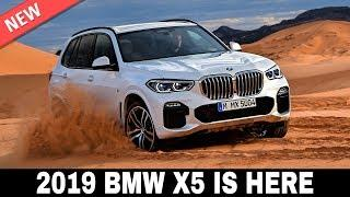 2019 BMW X5 Combines Luxury And Performance (Review of Interior, Exterior and Driving Capabilities)