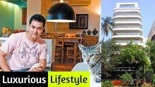 Aamir Khan Luxurious Lifestyle, Two Wife, Kids, House, Cars, Net Worth And Biography 2018