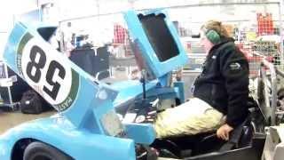 Alexander Lux - Oldtimer Grand Prix Nürburgring 2014 Part I