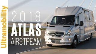 2018 Airstream Atlas Review | Luxury Class B+ with Murphy Suite