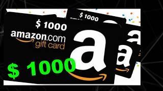 How To Get $1000 Card? - horst stern bemerkungen ĂĽber den hund