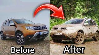 2018 Dacia Duster (UK Spec) Driving, Offroad, Exterior, Interior