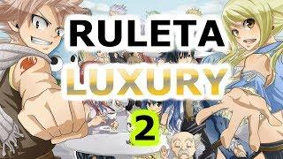 CELESTIAL SPIRIT MAGE | FAIRY TAIL - RULETA LUXURY 2