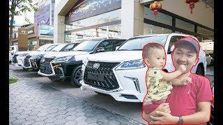 LEXUS LX 570 2018 in Cambodia