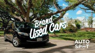 Brand Used Cars - 2015 Honda Civic & 2016 Lexus ES350 | Guam AutoSpot