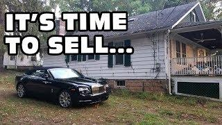 Have To Sell The Rolls Royce Dawn