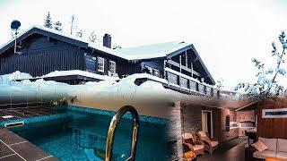 Renting A Super Luxury Cabin.. - Vlog 18