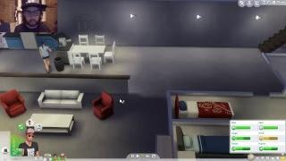Live Sims4 [Lux] Lierwen an enger sims wg= chaos? :D