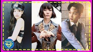 [ELLE Korea] Picks the 3 Stars for 'Human Luxury' and They are EXO Kai, Jennie and Bae Doona