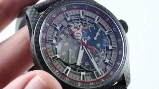 Zenith El Primero Lightweight Limited Edition 10.2260.4052W/98.R573 Luxury Watch Review
