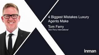 The Most Common Mistake Realtors & Entrepreneurs Make… Worldwide!  | Tom Ferry @ Luxury Connect