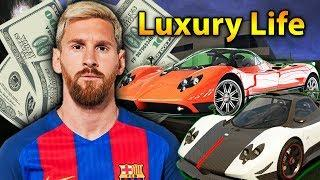 Lionel Messi Luxury Lifestyle | Bio, Family, Net worth, Earning, House, Cars