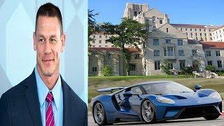 John Cena's Luxurious Lifestyle