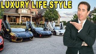 Luxury LifeStyle of JERRY SEINFELD 2018