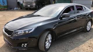 Kia K5 2014 Luxury LPG . Авто из Южной Кореи