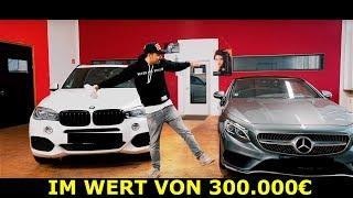 300.000€ Auto´s mit Hauptschulabschluss   Mercedes S Coupé & BMW X5  Erdem24/7