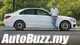 Mercedes-AMG C43 4MATIC Sedan (CKD) review - AutoBuzz.my