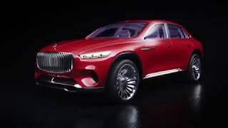 Wauw! Trailer Vision Mercedes Maybach Ultimate Luxury
