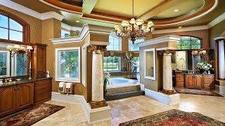 25+ Luxury Modern Master Bathrooms Design Ideas