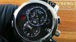 Glashutte Original PanoMatic Counter XL (1-96-01-02-02-01) Luxury Watch Review