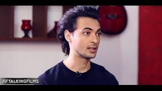 """""""I can NOT take the LUXURY that Salman Bhai is there so.."""": Aayush Sharma"""