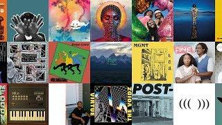#44: Top 20 Albums of the Year so Far