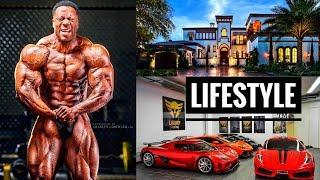 Shawn Rhoden Luxurious Lifestyle, Family, House, Cars, Biography - MR. OLYMPIA 2018