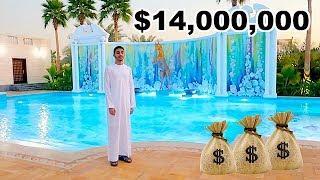 DUBAI MANSION TOUR : $14 MILLION LUXURY MANSION