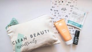 Art of Organics May 2018: Jet Set + Other Travel Skincare // Vegan, Luxury Subscription Box