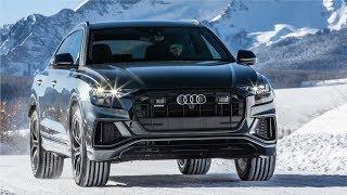 2019 Audi Q8 S-Line Quattro - New top premium SUV