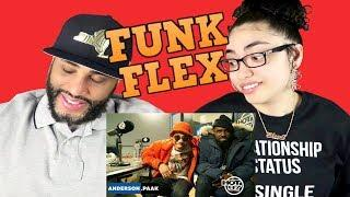 MY DAD REACTS TO ANDERSON. PAAK | FUNK FLEX | #Freestyle122 REACTION