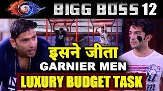 This Contestant WINS Garnier Men Luxury Budget Task | Romil Vs Rohit | Bigg Boss 12 Update