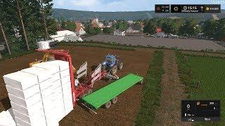 Farming Simulator 17  Timelapse #68 | Stappenbach With seasons.