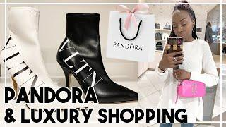 An Evening with Pandora + Luxury Shopping at Harvey Nichols!