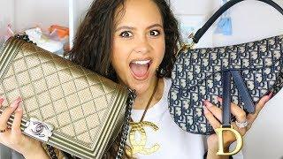 BEST 5 LUXURY BAGS TO START A COLLECTION | THE ONLY BAGS YOU NEED!