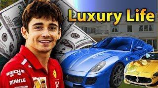Charles Leclerc Luxury Lifestyle | Bio, Family, Net worth, Earning, House, Cars