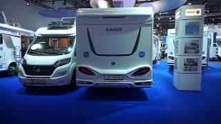 Knaus Sky i 700 LEG luxury motorhome review