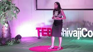 Why Books Should Not Be A Luxury? | Shruti Sharma | TEDxShivajiCollege